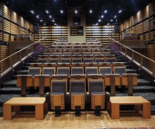 Pearson Theatre at Meyer Sound by Marcy Wong Donn Logan Architects<br><br>Citation Award for Interior Architecture