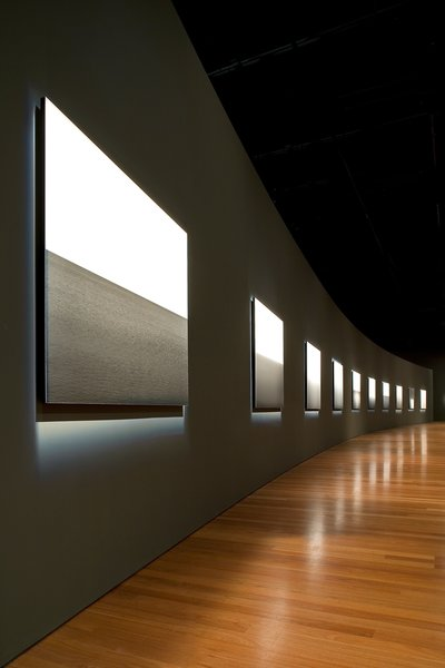 Hiroshi Sugimoto at the de Young by Mark Cavagnero Associates<br><br>Citation Award for Interior Architecture