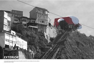 Plug-in Pavilion by Davids Killroy in collaboration with Taylor Medlin<br><br>Citation Award for Unbuilt Design