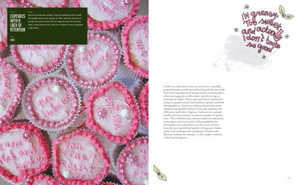 Eat Love: A Book of Food Design - Photo 2 of 4 -