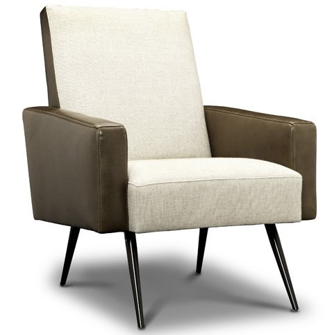 The Philippe armchair by Jonathan Adler.