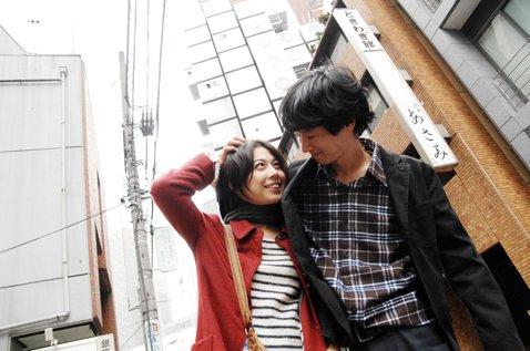 Hiroko and Akira from Michel Gondry's Interior Design.