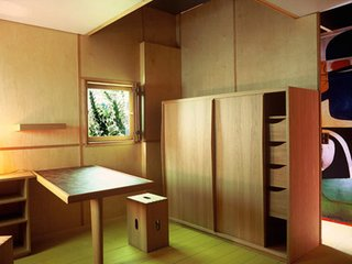 Corbusier's Cabanon at RIBA - Photo 1 of 3 -
