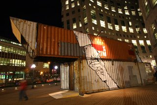 Container Cinema - Photo 5 of 5 - containR 2009