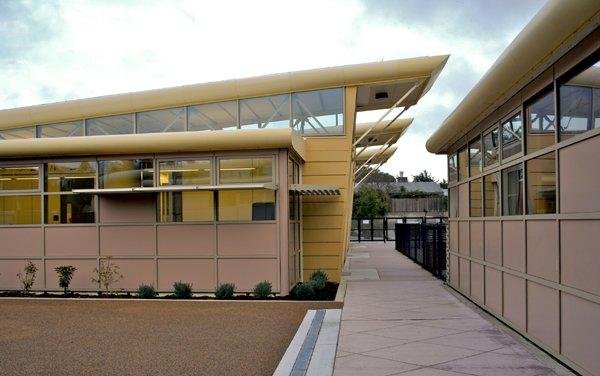 Child development center for City College in San Francisco