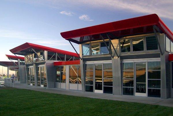 Corporate campus for Audi