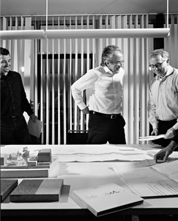 Werner Sobek - Photo 18 of 22 - Sobek and those in his office believe in providing the link between high-level engineering and architecture. A better understanding of engineering, Sobek argues, will open up entirely new possibilities for architects' thinking.