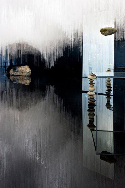 Cloud by Bae Dae Yong, Photo by Sergio Pirrone