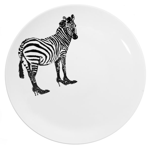 Svarmor (or Mother-In-Law) plate from the Between Us Women series, by Lisa Bengtsson