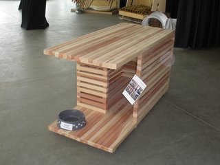 Lath House Doghouse - Photo 2 of 2 -
