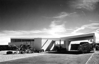 Racquet Club Road Estates by William Krisel in Palm Springs