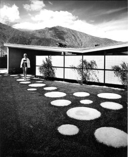 Twin Palms Estate by William Krisel in Palm Springs