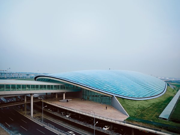 An Introduction to Airport Design - Photo 5 of 5 - Terminal 3, Beijing