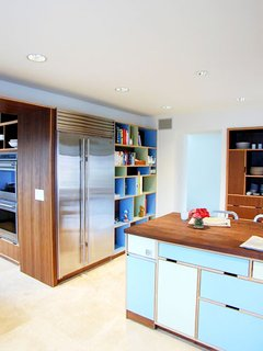 Anderson Remodel by Shed Architects. Custom cabinetry by Kerf Design. Photos courtesy of the architects.