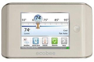 ecobee Smart Thermostat - Photo 1 of 1 -