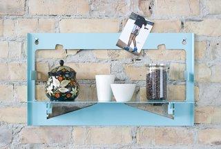 Piegato One shelf by Matthias Ries for MRDO products