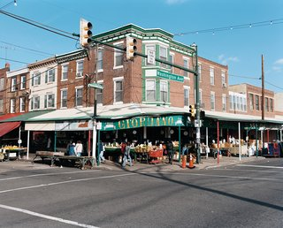 Spots like the Italian Market keep Keystone Staters well fed.