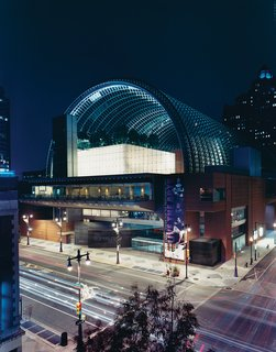 Philadelphia, PA - Photo 4 of 12 - The Kimmel Center, designed by Rafael Viñoly, offers classical music.