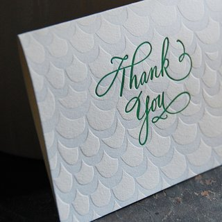 Thank You Cards by Linda and Harriett - Photo 2 of 3 -