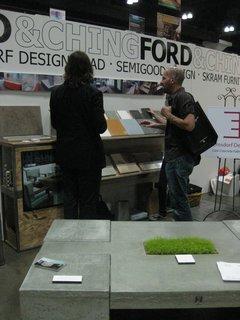 Exhibition Snapshot: Ernsdorf Design - Photo 1 of 1 -
