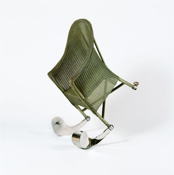 Looming Lloyd (1989)<br><br>Photo courtesy of the <br><br>Vitra Design Museum and the Museum of Modern Art