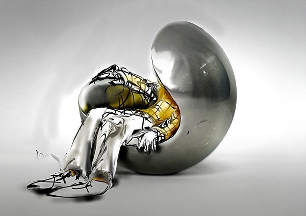 Sketch for Southern Hemisphere (2007)Ron Arad Associates and the Museum of Modern Art