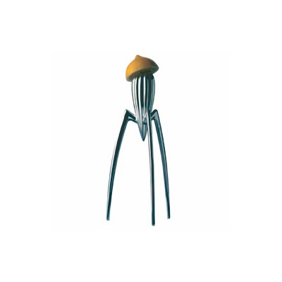 Juicy Salif juicer designed by Philippe Starck in 1990.