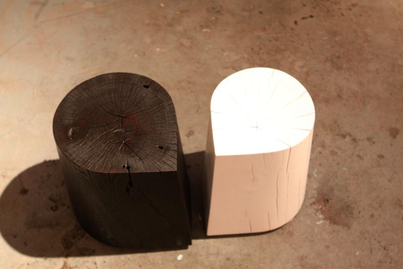 New Drop stools by North Carolina-based Skram.