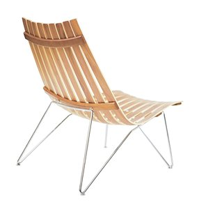 The Norsk Face - Photo 3 of 4 - Scandia chair by Hans Brattrud for Fjordfiesta.