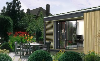 Pod Space Prefab Garden Sheds - Photo 1 of 4 -
