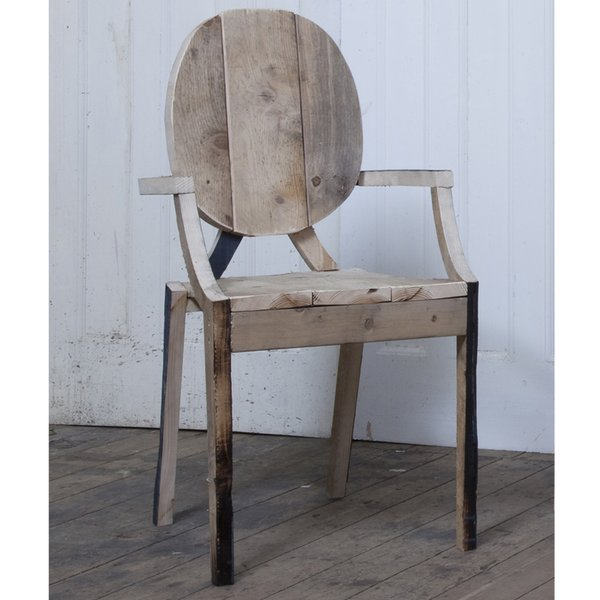 Rupert Blanchard's Louis Ghost Crate Chair