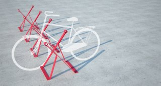 Bike Rack by Studio Tractor - Photo 2 of 5 -