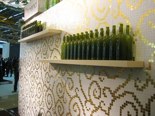 From Italy: Recycled Tile Wallpaper - Photo 3 of 3 -