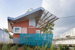 Morphosis FLOAT House for NOLA - Photo 1 of 3 -