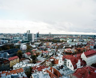 Tallinn, Estonia - Photo 1 of 20 - The changing shape of Tallinn's skyline is hotly debated, though coherent urban planning that incorporates renewable energy, energy efficiency, and natural lighting is on the rise.