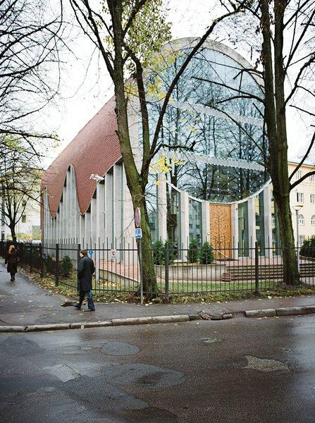 Tallinn Synagogue — 16 Karu