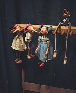 Puppet Theater (Eesti Nukuteater) — Lai 1/3