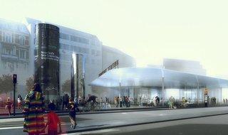 A New Nørreport for Copenhagen - Photo 6 of 8 -