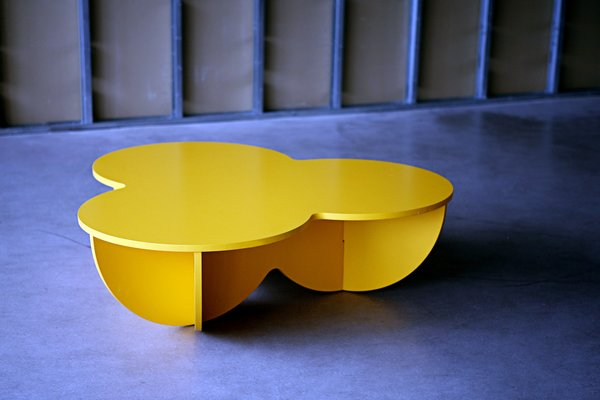 Bubbles Table by KiBiSi. Designed in 2007. Limited Edition.brbrPhoto courtesy of KiBiSi