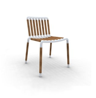 HAY Tube Chair by KiBiSi. Designed in 2008 for the 8 House. In stores in 2010.<br><br>Photo courtesy of KiBiSi