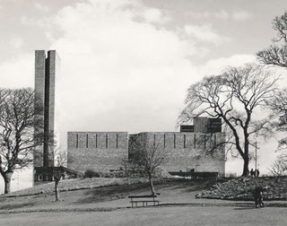 St. Bride's Chapel, 1963. East Kilbride, Lanarkshire.