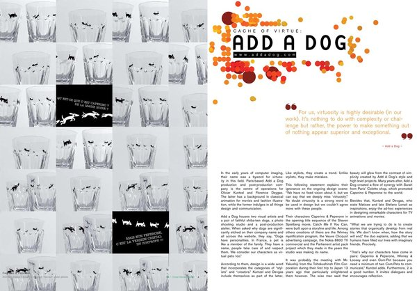 Spread from Stuffz: Design on Materials, published by Gingko Press