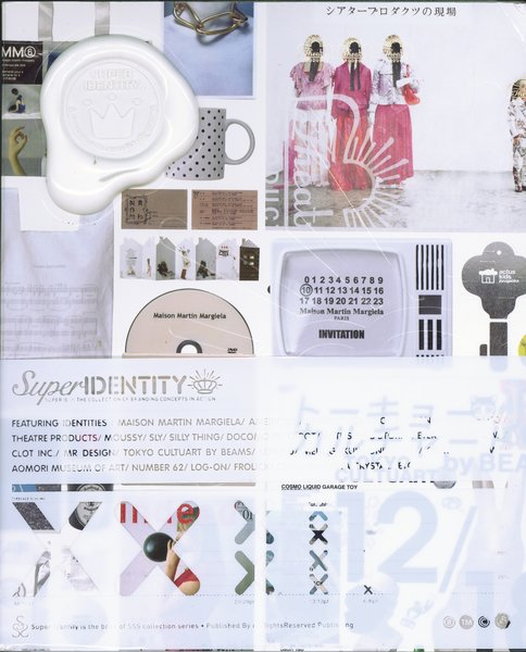 Super Identity, published by Gingko Press