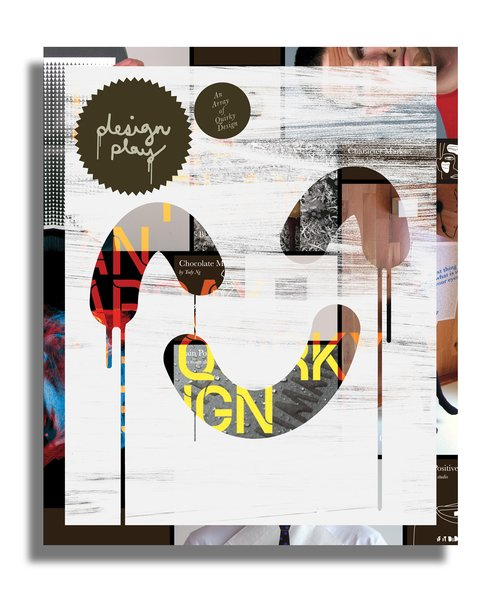 Design Play, published by Viction:ary, distributed in the United States by Gingko Press