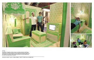 Spread from Design Play, published by Viction:ary, distributed in the United States by Gingko Press