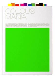 Viction:ary Roundup - Photo 3 of 12 - Colour Mania, published by Viction:ary, distributed in the United States by Gingko Press