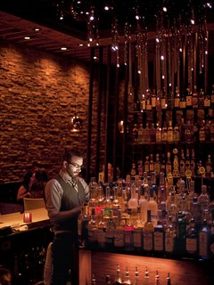 San Diego, CA - Photo 10 of 14 - The Starlight Lounge, a restaurant and bar, was designed by Barbara Rourke and Jason St. John of Bells & Whistles.