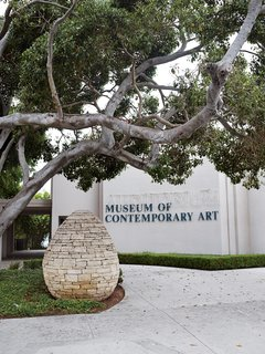 San Diego, CA - Photo 14 of 14 - The Museum of Contemporary Art, which has two locations in the city: one carries work created since 1950 and is located in downtown San Diego, and the other, MCASD in Downtown, features site-specific installations by artists such as Jenny Holzer and Richard Serra.