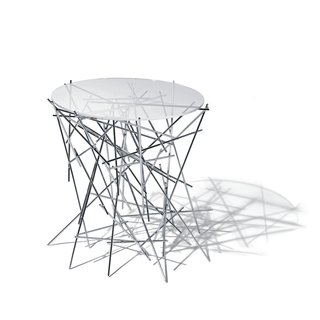 Blow Up Table> by the Campana Brothers for Alessi, $305