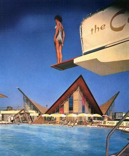 Miami Modern Metropolis - Photo 5 of 13 - The Castaways Island Motel on Sunny Isles was a popular expression of tropical modernism.